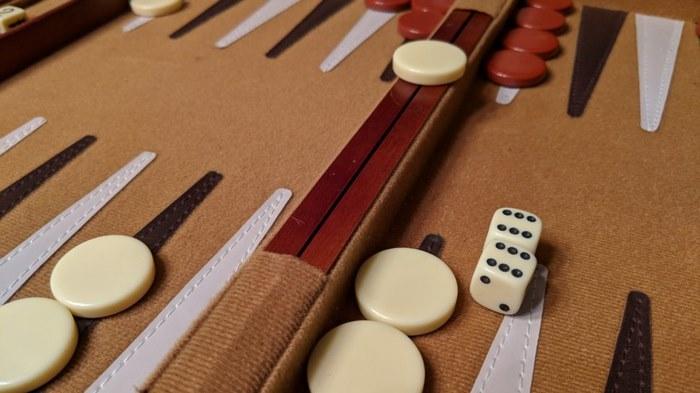آموزش چیدن بازی تخته نرد