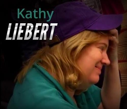 کتی لیبرت دومین پوکر باز زن جهان