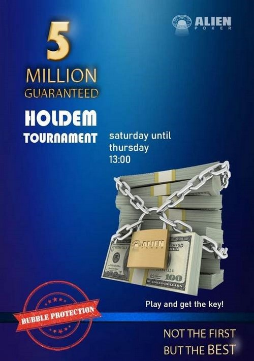 سایت  Alien Poker