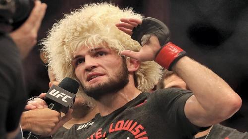 امین صلاحلو قهرمان UFC