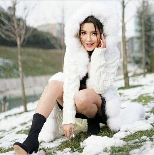 مدلینگ های معروف ایرانی درفضای مجازی