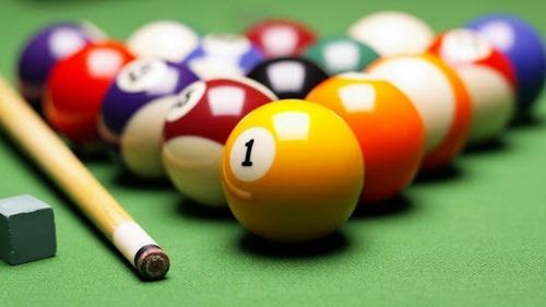چگونه billiard به آمریکا آورده شده است؟