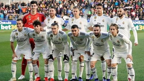 عملکرد رئال مادرید در لیگ قهرمانان اروپا