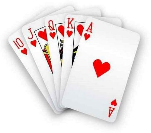 ارزش کارت ها در پوکر رز چگونه دسته بندی می شود؟