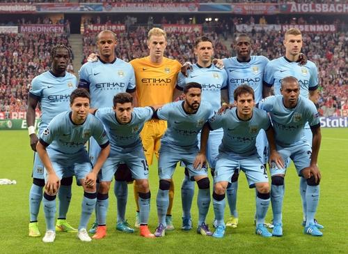 عملکرد منچستر سیتی در لیگ قهرمانان اروپا