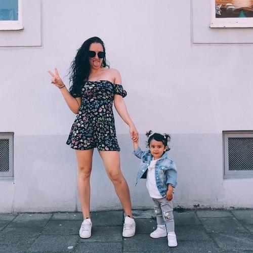 نیکیتا سوسنی و فرزندش
