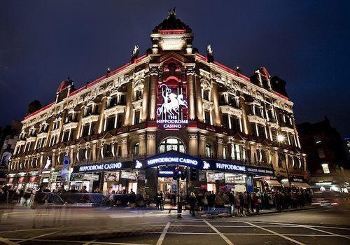 Hippodrome Casino کجاست؟